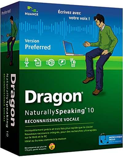 dragon naturally speaking preferred 10 version fran aise warezlander. Black Bedroom Furniture Sets. Home Design Ideas