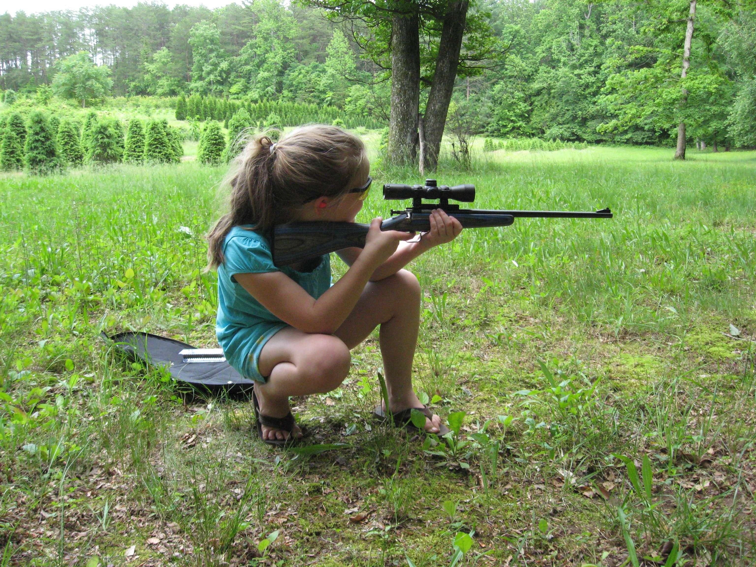 Crickett Crazy. - .22 Rifle/Rimfire Discussion