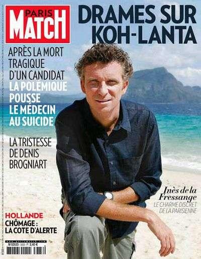 Paris Match N°3333 du 04 au 10 Avril 2013