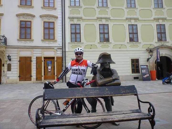 Ciklusant Žohar u Bratislavi