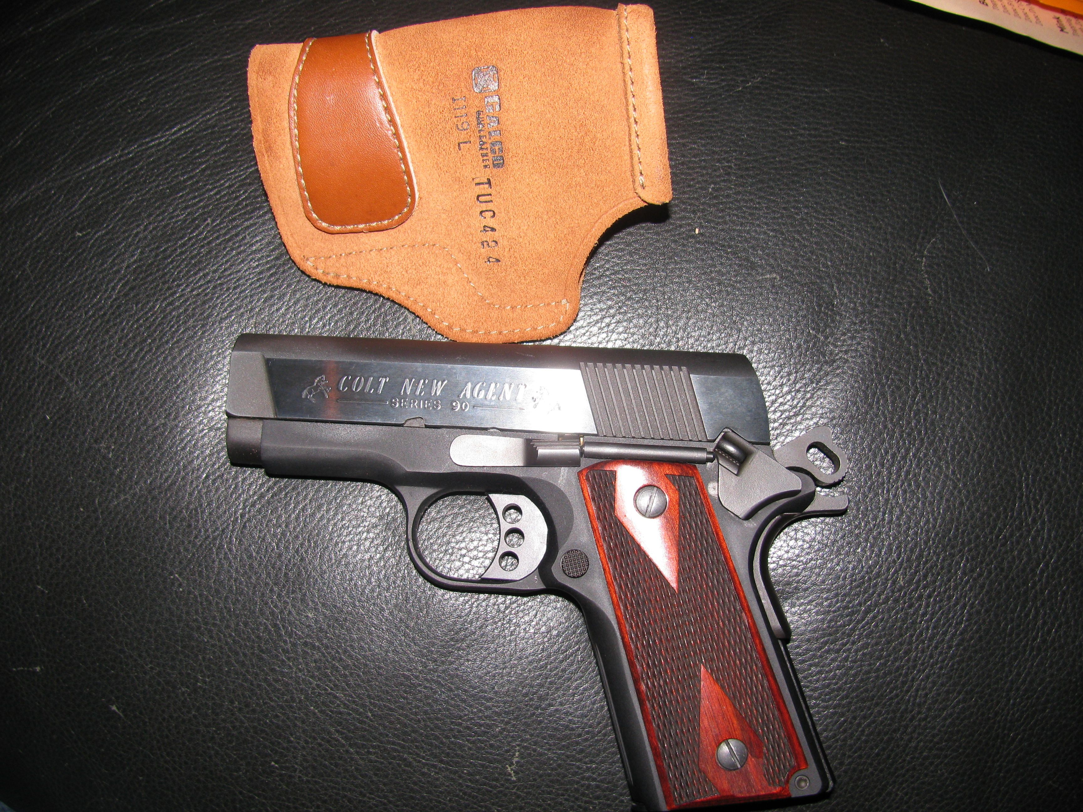 What is your most used 1911 carry holster? - 1911 Forum