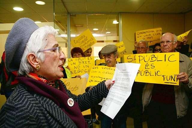 noticias ¿Quién maneja los hilos del desmantelamiento de la sanidad pública en Catalunya?