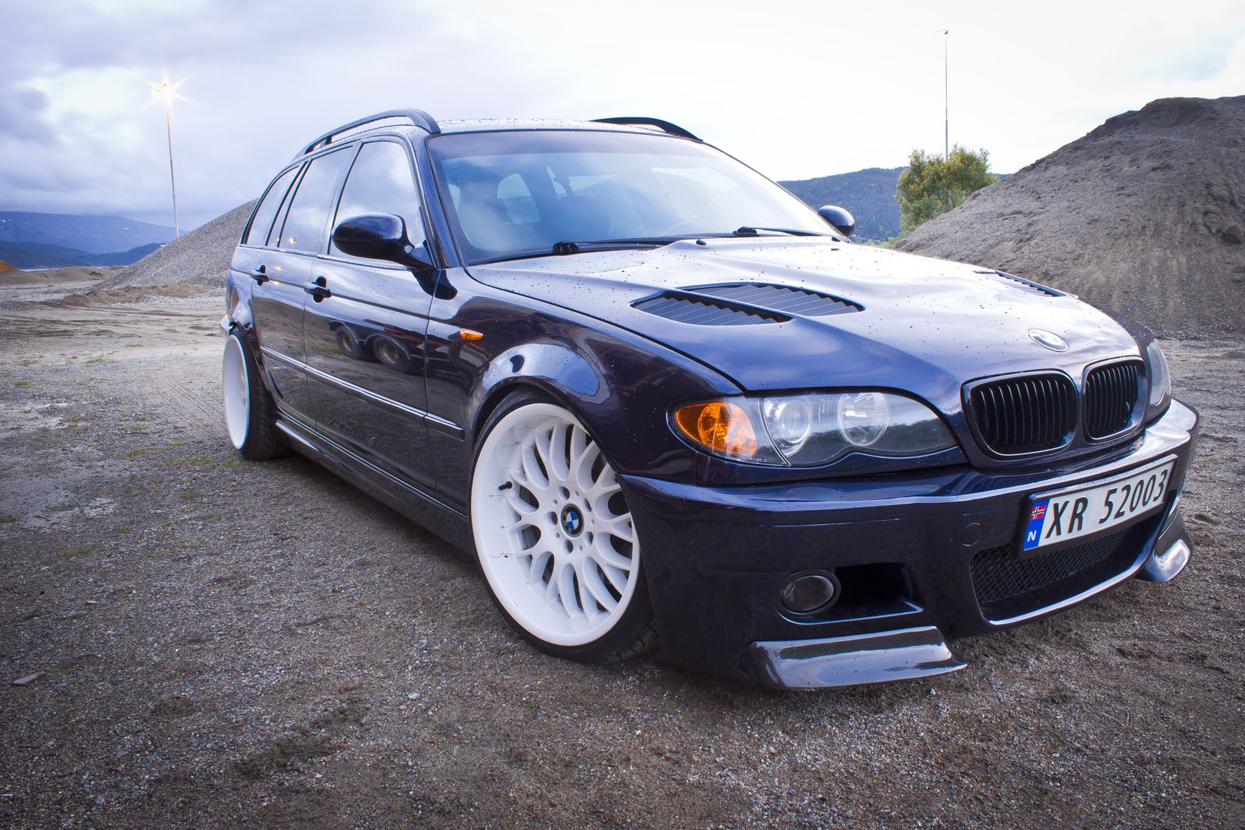 my orientblau e46 touring widebody page 2 e46fanatics. Black Bedroom Furniture Sets. Home Design Ideas