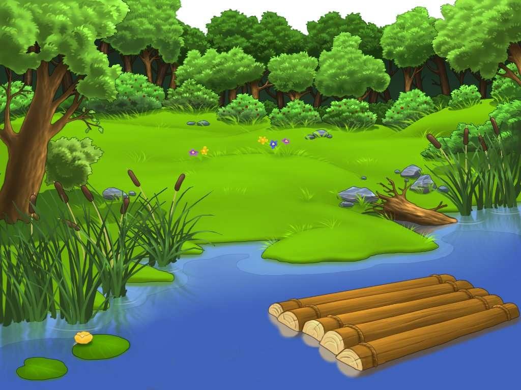 El rincon de mis imagenes paisajes infantiles for Imagenes de estanques para ninos