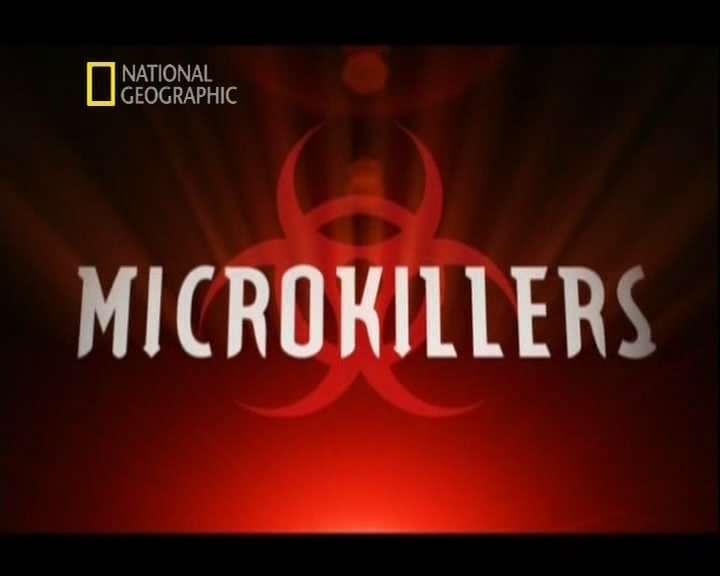 National Geographic - Mikrokatiller Boxset 4 Bölüm DVBRIP Türkçe Dublaj