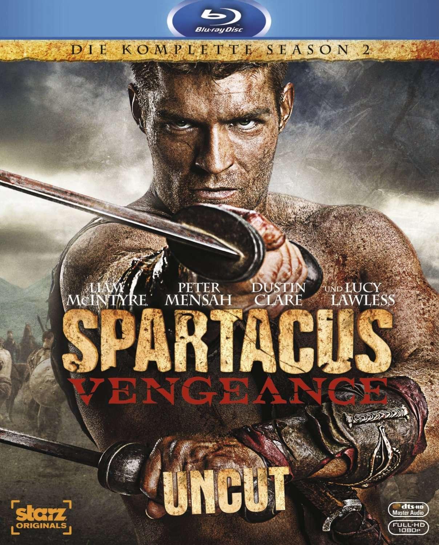 Spartacus s02 mkv